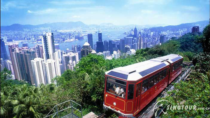 Hong kong travel china: attractions, map, photos, weather, transport.