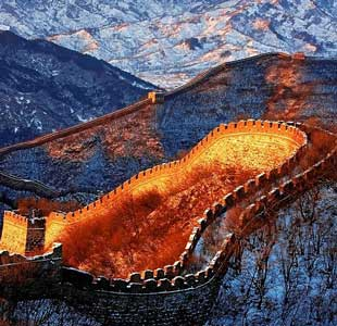 China Great Wall tour